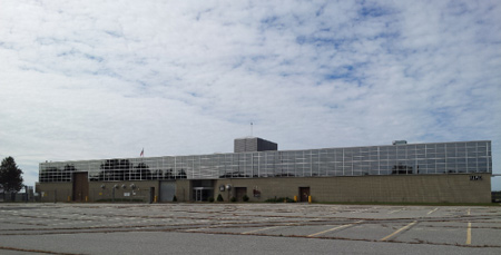 New incubator project will be located at 74 Orion Street, former Navy Building 250 aircraft maintenance facility.