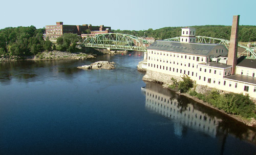 Town of Topsham, Maine Mill