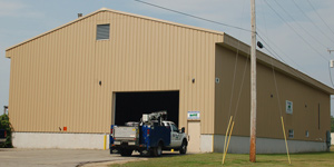 7,800 SF manufacturing facility in Brunswick, Maine