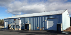 6,000 square feet industrial space in Brunswick Maine