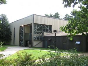 Fitness facility at Brunswick Landing