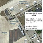 Hangar parcels