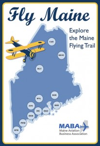Maine Flying Trail 2014