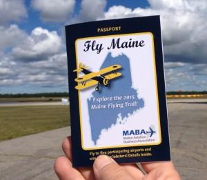 Maine Flying Trail 2015 Passport