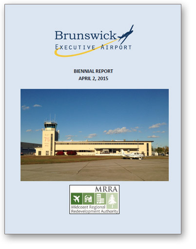 Brunswick Executive Airport report
