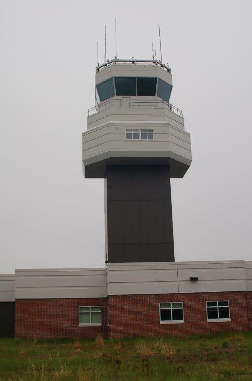 Air Traffic Control Tower Brunswick, Maine